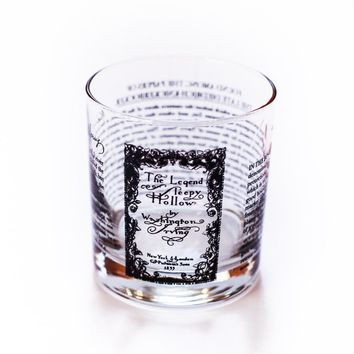 The Legend of Sleepy Hollow - Irving Rocks Glass