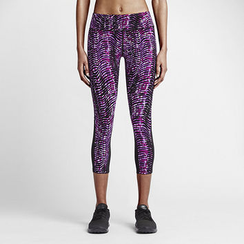 The Nike Sidewinder Epic Lux Women's Running Crops.