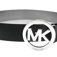 Michael Kors Women's Wide Belt