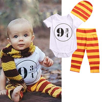 Harry Potter 3 PCS Infant Boys Set