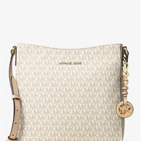 Jet Set Travel Large Logo Messenger | Michael Kors