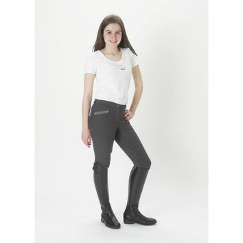 Kentucky Mandy Ladies Full Seat Breech -Navy