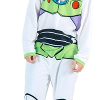 Toy Story Buzz Lightyear Union Suit Costume Pajama