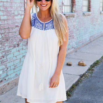 Sun & Sand Shift Dress