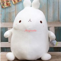 Molang Rabbit Plush Doll Toy -24""