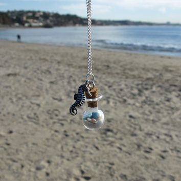 Mini Vacation Pendant Necklace