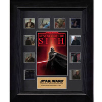 Star Wars Revenge Of The Sith Mini Montage Series 1 LE Framed Film Cell