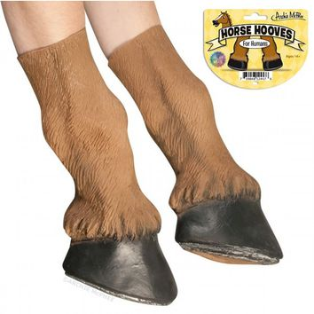 Horse Hooves Costume Accessory