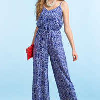 Ibiza Wide Leg Jumpsuit