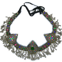 Taj Gypsy Tribal Belt - more styles