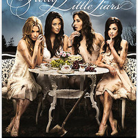 Pretty Little Liars - PLL - (Designs4You) Calendar by Skandar223