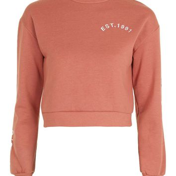 The End Funnel Sweatshirt | Topshop
