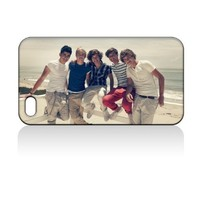 ONE Direction Hard Case Cover Skin for Iphone 4 4s Iphone4 At