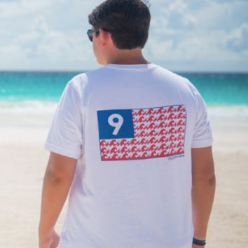 American Pride Marker Nine Short Sleeve T-Shirt