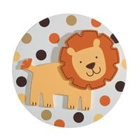 Carter's Sunny Safari Wall Art (Orange)