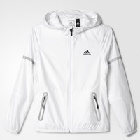 Adidas: hooded hooded windproof jacket and jacket