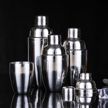 Lackingone Stainless Steel Cocktail Cream Cocktail Bar Fancy Jug Wine Glass Cocktail Shaker Home & Kitchen