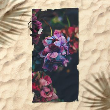 Treasure of Nature Beach Towel by Mixed Imagery