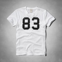 Number Graphic Tee