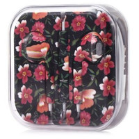 Floral Earbuds