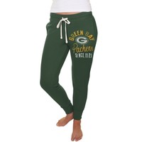 Junk Food Green Bay Packers Women's Green Sunday Sweatpants
