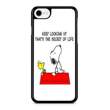 Snoopy Secret Of Life iPhone 8 Case