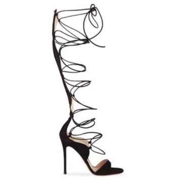 Gianvito Rossi Lace Up Sandals