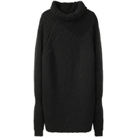 3.1 Phillip Lim Funnel Neck Cocoon Sweater