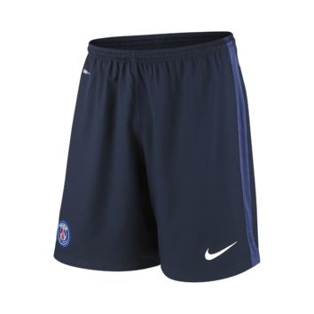 Nike 2015/16 Paris Saint-Germain Stadium Home/Away Men's Soccer Shorts Size Small (Grey)
