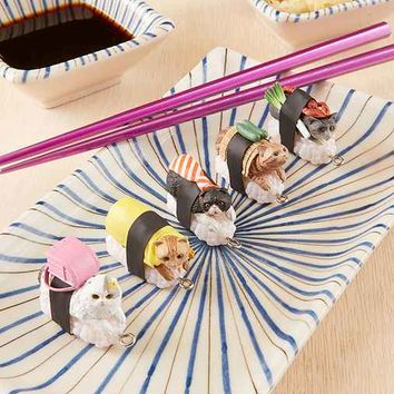 Sushi Cat Blind Box Figure