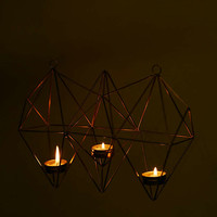 Geo Hanging Candle Holder - Urban Outfitters