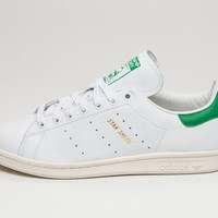 adidas Stan Smith (Ftwr White / Ftwr Running / Green)