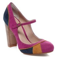 Buy Colour Block 70?s Block Heel online today at Next Direct United States of America