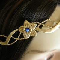 Eowyn Headdress Circlet LOTR Crown Bridal