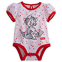 Figaro Disney Cuddly Bodysuit for Baby