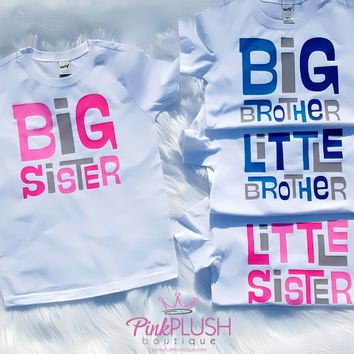 """""""Sister + Brother """" Tee"""