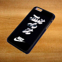 Nike Just do it cool For iPhone 6 Plus Case *76*