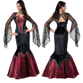 Beautiful prom dress stage costume masquerade party dress [8978880519]