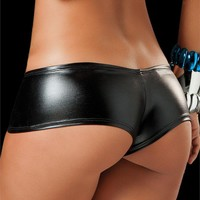 METALLIC BOYSHORT 3024 BY ESPIRAL LINGERIE