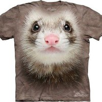 Ferret Face Kids T-Shirt