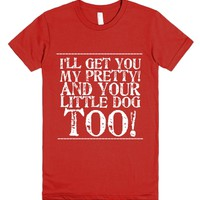 Wizard of Oz-Female Red T-Shirt