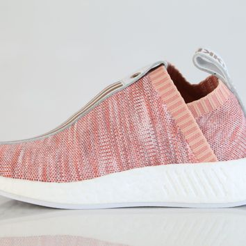 Adidas X Kith X Naked Consortium City Sock NMD CS2 PK Pink BY2596 5-12 boost rf