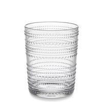 Beaded Outdoor Acrylic Short Tumblers, Set of 6