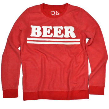 Chaser Clothing | Chaser - Beer Crew Sweatshirt » West Of Camden