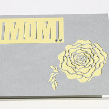 Rose Mothers Day Card
