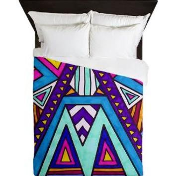 North Queen Duvet> Bedding> art by Erin Jordan