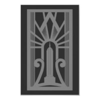 Percy Jackson LAST OLYMPIAN symbol Print from Zazzle.com