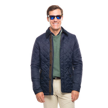 Barbour® Fortnum Quilted Jacket