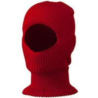 Face Mask with One Hole - Red W11S09F