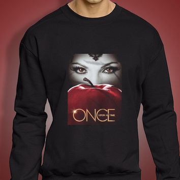 Tv Show Once Upon A Time High Men'S Sweatshirt